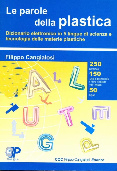 Product picture Le parole della plastica-Libro